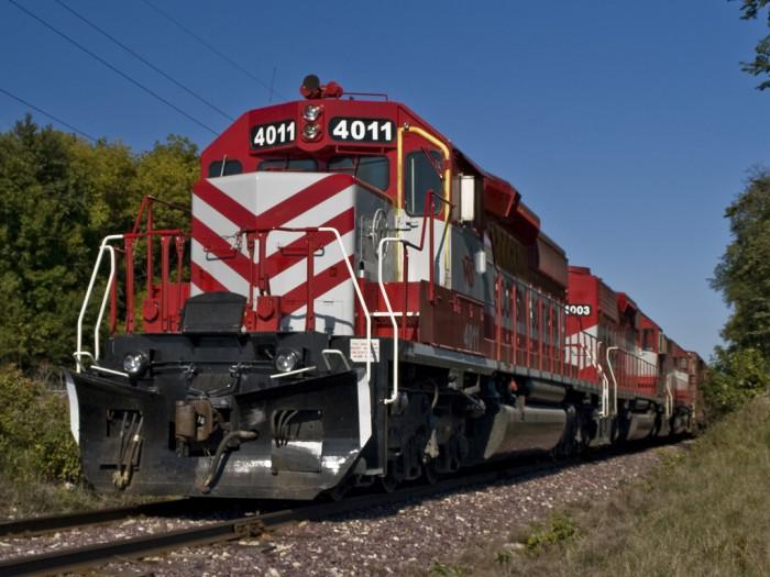 Ripley Transportation Freight Train