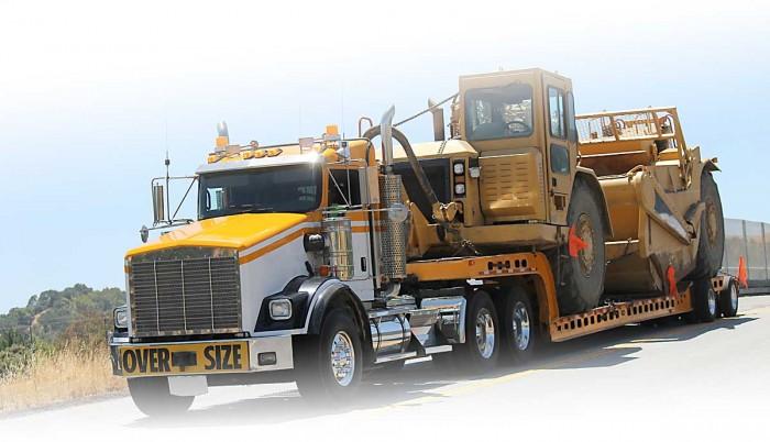 Ripley Transportation Heavy Haul Truck